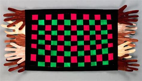 kwanza crafts for winter holidays around the world kwanzaa place mats