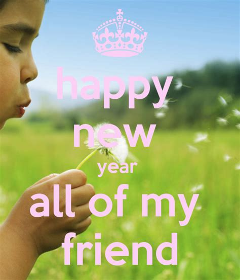 happy new year all of my friend keep calm and carry on