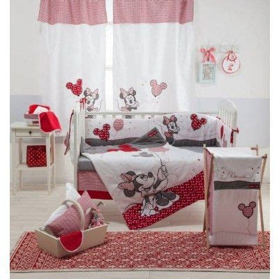 Minnie Mouse Bedding For Cribs Minnie Mouse Things Pinterest Mice Crib Bedding And Bedding Sets