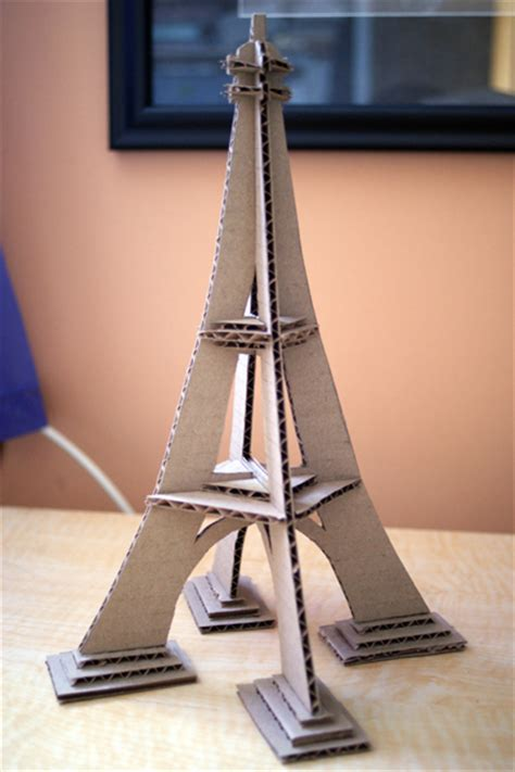 How To Make A Tower With One Of Paper - the student s february 2011