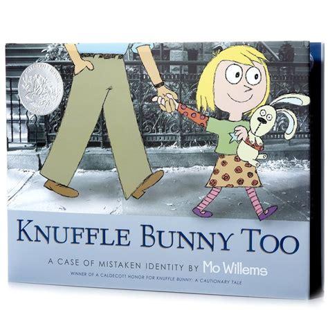 knuffle bunny too a knuffle bunny too