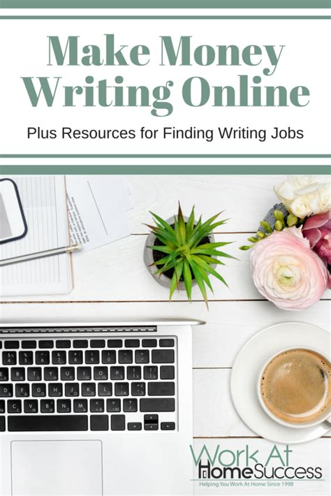 Making Money Online Writing - make money writing online plus resources for writing jobs