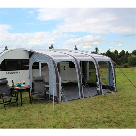 caravan awning groundsheet outdoor revolution elise 390 inflatable caravan awning