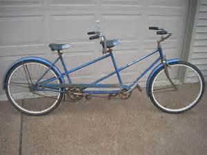 Bicycle For Sale Bike Gypsies Schwinn Twinn For Sale