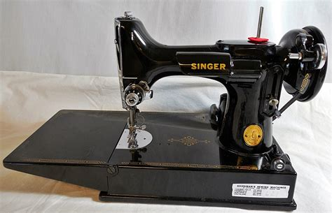 singer featherweight sewing machine immaculate 1945 vtg singer featherweight 221 1 sewing