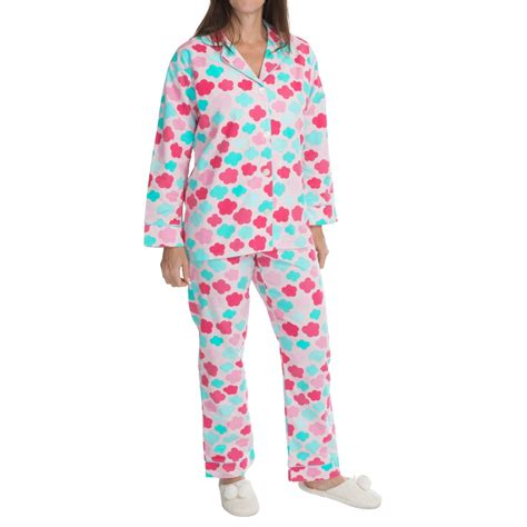 bed head pajamas bedhead flannel pajamas for women save 78