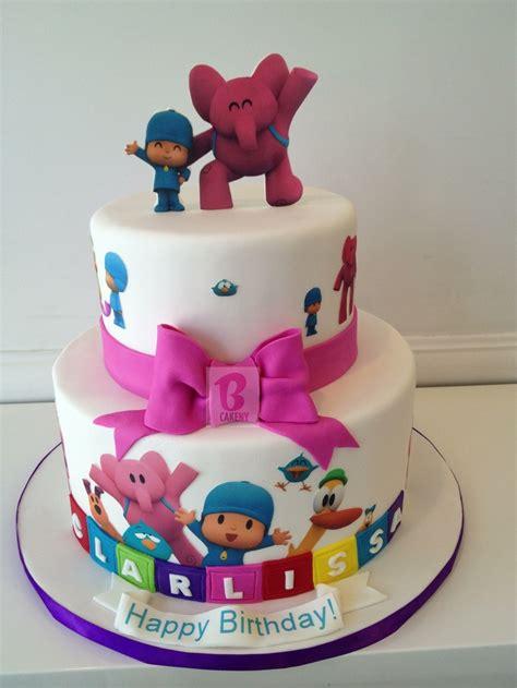 pocoyo birthday cake 17 best images about pocoyo ideas on
