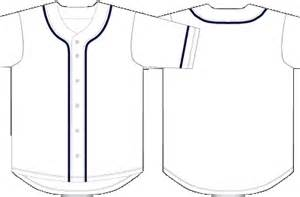 baseball jersey template 13 baseball template vector images baseball