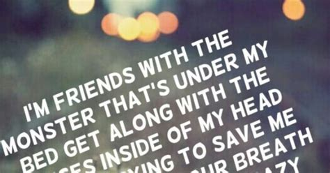 friends with the monster under my bed i m friends with the monster that s under my bed get along