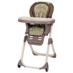 graco adjustable high chair graco high chairs for babies