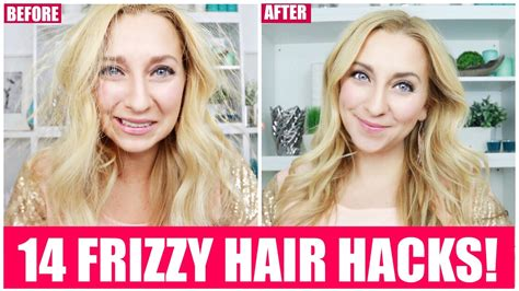 how i get rid of frizzy puffy hair for days helpful 14 ways to get rid of frizzy dry staticky hair frizzy