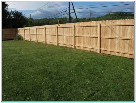 how much does a backyard fence cost how much does wood privacy fence cost per foot torahenfamilia wood fence cost per foot