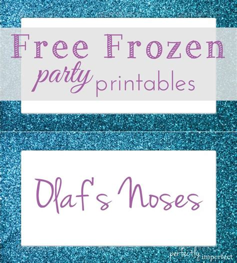 printable frozen table cards free frozen party menu card printables menu cards menu