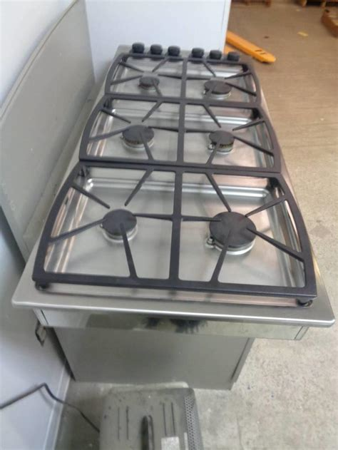 Dacor Cooktops - dacor classic sgm466s 46 inch gas cooktop ss ebay