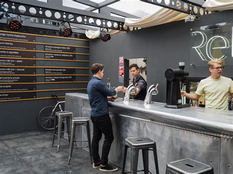 London: Relax, It's Only Coffee From Cafe Auteur Alex MacIntyre