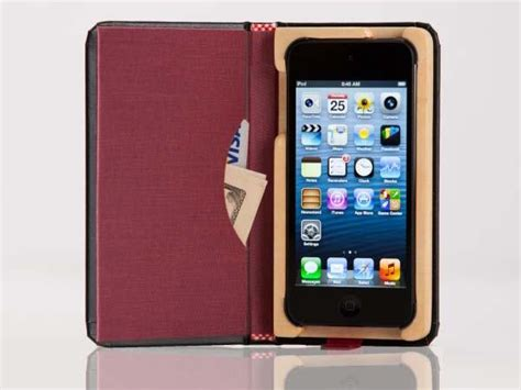 padquill  black book ipod touch  case gadgetsin
