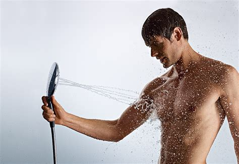 Pictures Of In The Shower by Hansgrohe Shower Products Modern Home Magazine