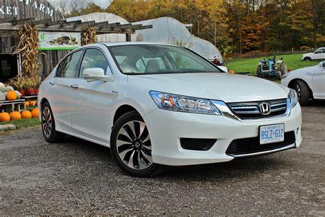 Honda Accord Hybrid 2013 by 2014 Honda Accord Hybrid Test Drive