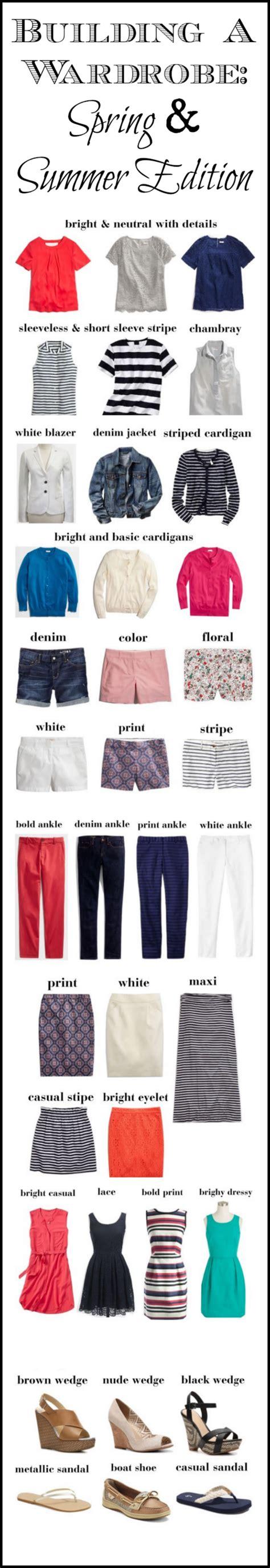 7 Wardrobe Essentials by My New Favorite Wardrobe Essentials Putting It