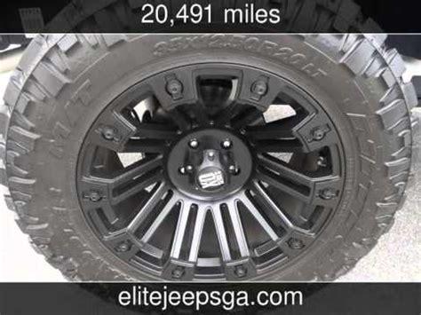 elite jeeps cartersville 2013 jeep wrangler unlimited used
