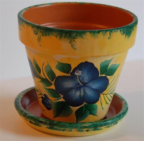 pot designs ideas flower pot painting designs www pixshark com images