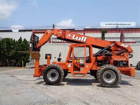 lull l 2006 lull 1044c 54 series2 10 000 lbs 4x4 forklift