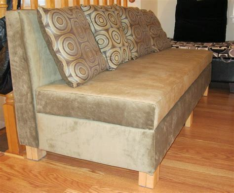 Diy Storage Sofa by Storage Sofa Thesofa