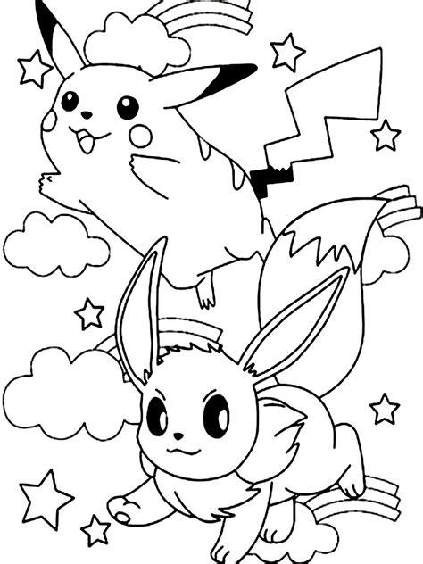 pintar pokemon imagenes de dibujos animados dibujos animados para colorear pokemon para ni 241 os peque 241 os