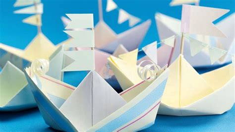 Origami Boat Candles - 1000 images about origami japanese arts crafts on