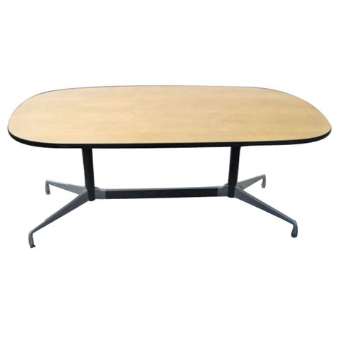 dining table herman miller eames dining table