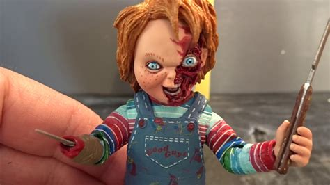 figure review neca ultimate chucky figure review