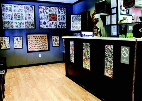 tattoo shops in tallahassee db ink floridian daytona tattoomagz