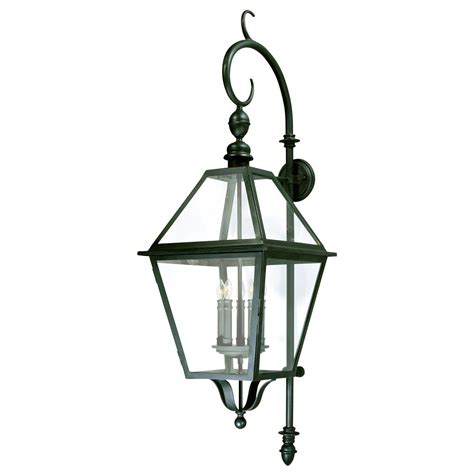 Troy Lighting Outdoor Troy Lighting Townsend 5 Light Bronze Outdoor Wall Mount Lantern B9624nb The Home Depot