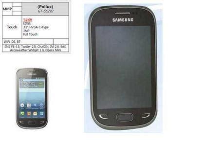 Samsung Deluxe S5292 Samsung Galaxy Deluxe Silikon T30 4 samsung deluxe duos s5292 in arrivo il nuovo smartphone economico dual sim samsung