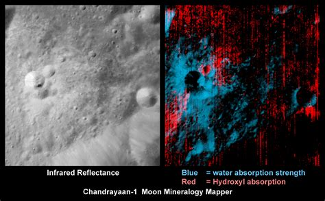 Clark Sorensen Saves Water And Space by Water On The Moon Yup It S Real Bad Astronomy