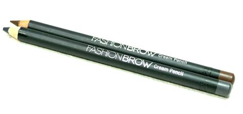 Maybelline Fashion Brow Pencil Grey maybelline fashion brow pencil brown gray review swatches mbf makeup and