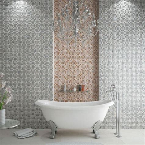 Gold mosaic tiles   Beautiful kitchen and bathroom mosaic