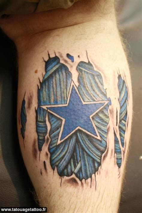 cowboy tattoo dallas cowboys football 16