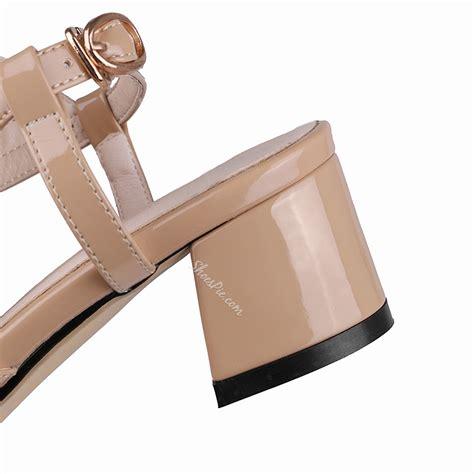 Chunky Heel Gladiator shoespie chunky heel gladiator sandals shoespie