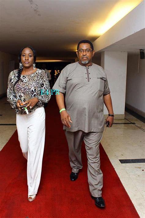 celebrity couples in nigeria patrick and ireti doyle photo africanmoviesnews