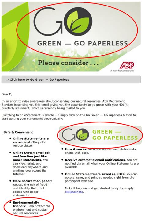 blog posts gogreenmemo top 5 greenwashers adp is telling its paper customerst to