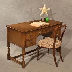Antique Oak Writing Desk by Antique Oak Writing Desk Study Office Table Antiques Atlas