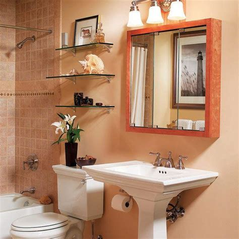 bathroom improvements ideas 25 small bathroom remodeling ideas creating modern rooms