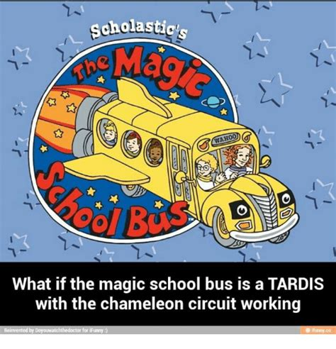 The Magic School Bus Meme - 25 best memes about the magic school bus the magic