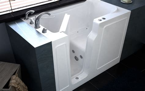 bathtub for seniors walk in tubs for seniors review showering world