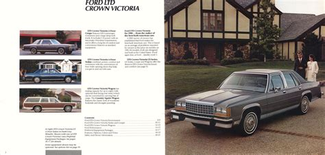 automotive repair manual 1986 ford ltd crown victoria electronic throttle control directory index ford 1986 ford 1986 ford ltd crown victoria brochure