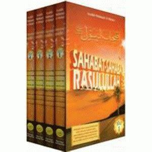 Sirah Sahabat Terlengkap Ensiklopedi Sahabat buku sahabat sahabat rasulullah 4 jilid lengkap