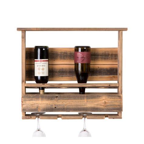 Small Wine Glass Rack by Bravo Top Shelf Wine And Glass Rack Small