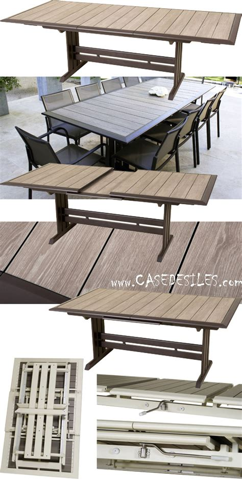 Charmant Salon De Jardin Pliant #4: table-jardin-alu-design-extensible-pliante-969.jpg
