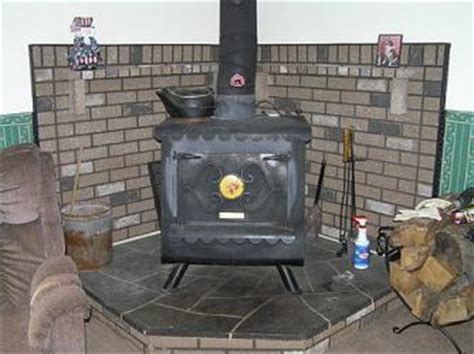 Earth Fireplace by Earth Stove Firewood Hoarders Club
